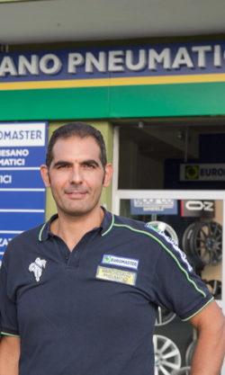 Enzo Marchesano Pneumatici